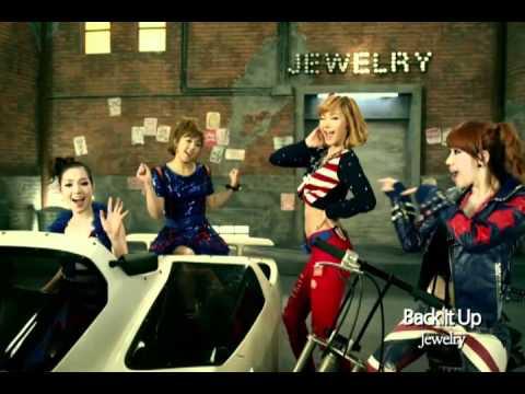 [K-POP, M/V] Jewelry - Back It Up  (CJ E&M)