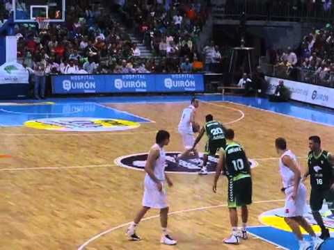 2010 Caja Laboral (69) vs. Unicaja (76): Nemanja Bjelica -Washington Wizards Draft Pick