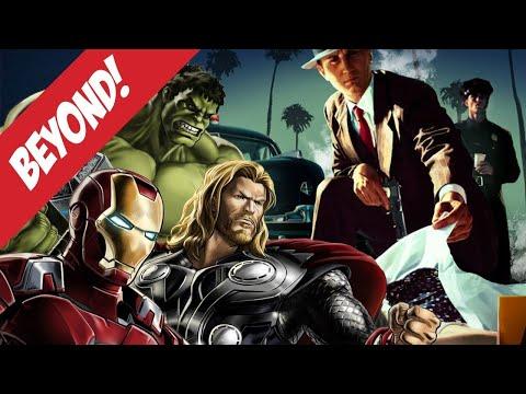 LA Noire on PS4 and Square-Enix's Avengers - Beyond Episode 509