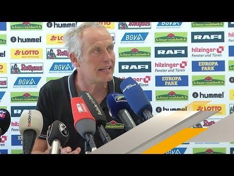 Neymar-Irrsinn: Furiose PK von Freiburg-Coach Streich | SPORT1