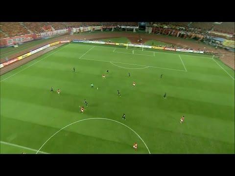 Football Match In Bird's-eye View | Tactic & Strategy上帝视角观看亚冠决赛 仅供战术研究使用