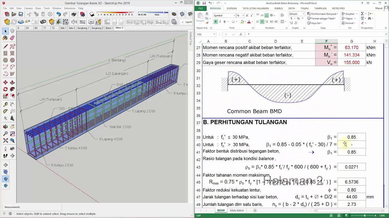 dimensi truss baja ringan koleksi ribuan aplikasi excel perhitungan teknik sipil dari