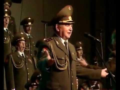 Red Russian Army Choir - Kalinka