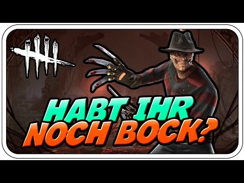 HABT IHR NOCH BOCK? - ♠ DEAD BY DAYLIGHT ♠ - Deutsch German - Dhalucard