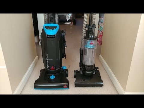 Bissell Powerforce Bagged Whole House Cleaning