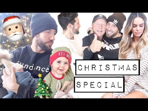 THE CHATWINS CHRISTMAS SPECIAL 2018  TRIPLETS FIRST CHRISTMAS  OPENING PRESENTS