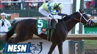 'Always Dreaming' Wins The 143rd Kentucky Derby