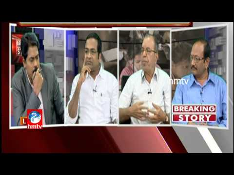 Discussion On Education System - HMTV Breaking Story with VK - Part 1