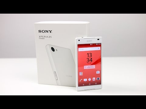 Unboxing: Sony Xperia Z5 Compact (Deutsch) | SwagTab