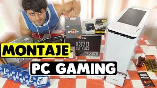 Monta tu propio PC GAMING en solo 20 MINUTOS!!