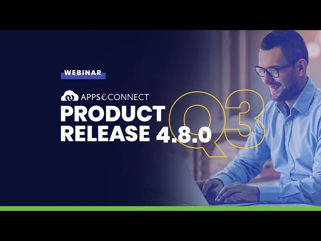 Webinar: APPSeCONNECT iPaaS Q3 2020 Release - Major Highlights and Walkthrough | InSync
