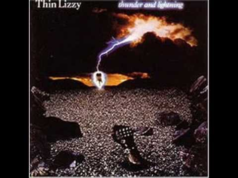 THIN LIZZY Heart Attack (Thunder and Lighting) mp3