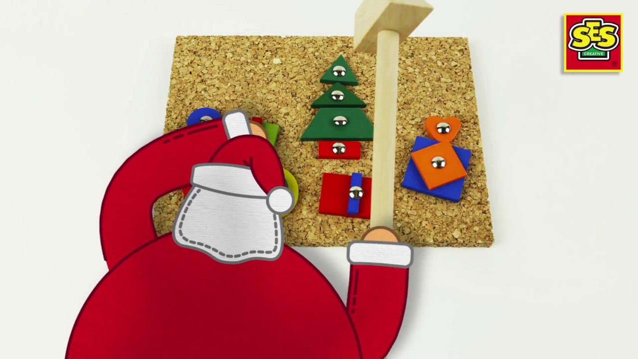 ses hammer tap tap christmas - youtube