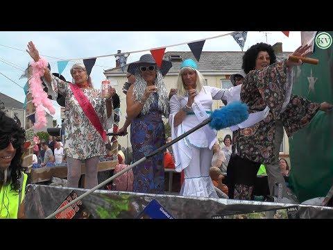 Par Carnival Parade 2018, Cornwall
