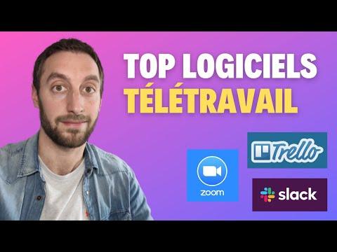 TÉLÉTRAVAIL: Top 7 des logiciels gratuits de travail à distance