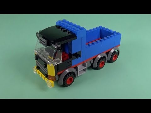 Lego Truck 038 Building Instructions Lego Basic Bricks How To