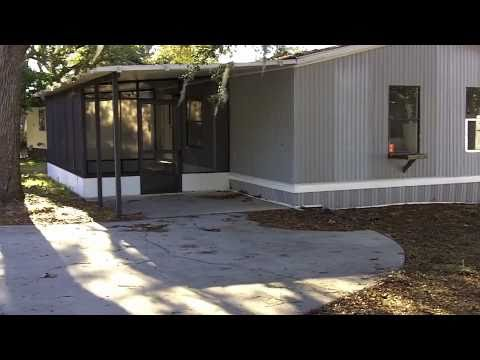 Ocala Mobile Homes For Sale Florida At Mill Dam Lake Resort Youtube