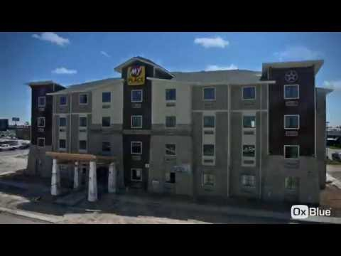 Construction Time Lapse - My Place Hotel - Amarillo, TX