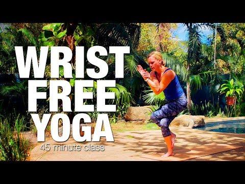 Wrist Free Yoga Class (50 Min) - Five Parks Yoga