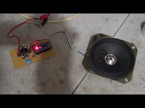 Arduino Talkie - YouTube