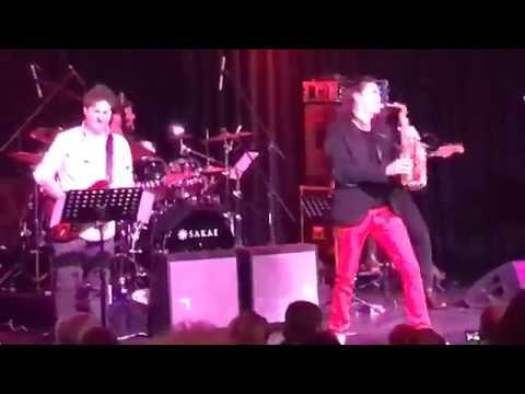 Warren Hill at Mallorca Smooth Jazz Fest 2017