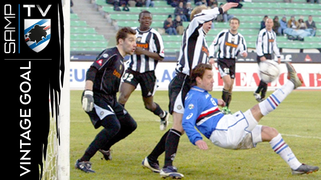 Vintage Goal: Flachi vs Udinese