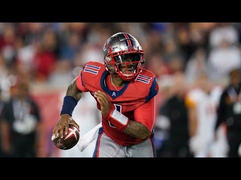 Houston Roughnecks QB P.J. Walker headed to the NFL
