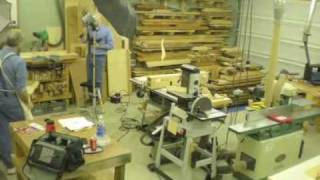 Fine Woodworking Photo Shoot In 28 Seconds