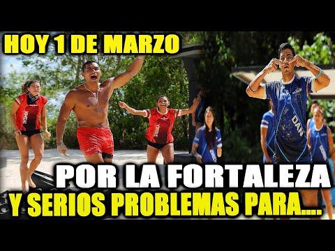 EXATLON MEXICO TITANES VS HEROES CAPITULO 133 POR LA FORTALEZA Y SERIOS PROBLEMAS PARA….