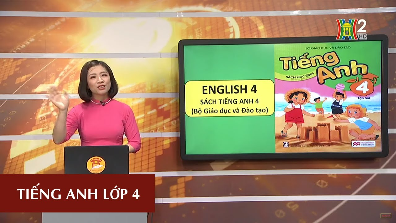 MÔN TIẾNG ANH - LỚP 4 | UNIT 13: WOULD YOU LIKE SOME MILK? - LESSON 3 | 19H45 NGÀY 06.04.2020