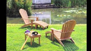 Atlantic Patio Barlow Tyrie Adirondack Collection