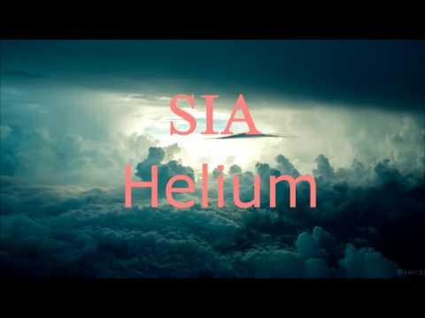 Sia - Helium | Fifty Shades Darker Soundtrack ( lyrics video )