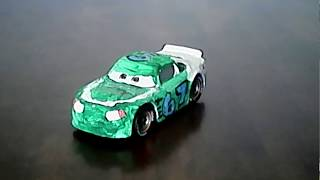 Carbon cyber Cars 3 Custom die-cast Review
