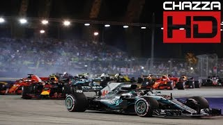 2018 Singapore Grand Prix Race Reaction