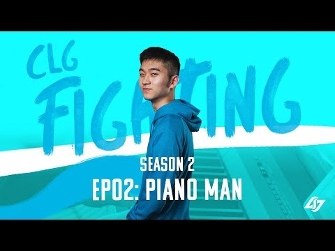 Biofrost and Doublelift talk...piano? - CLG Fighting - S2 E2