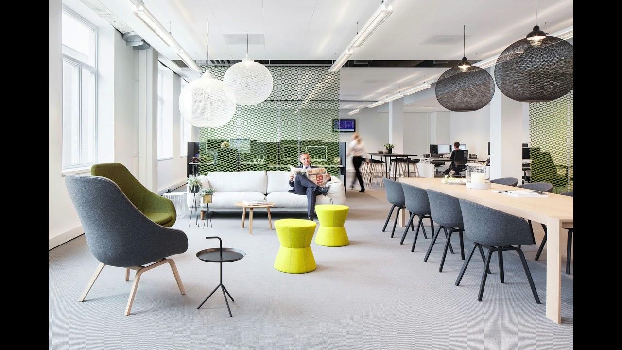 Muebles modernos de oficinas dise os de escritorios for Diseno de muebles de oficina modernos