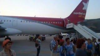 Аэропорт острова Родос. Rhodes airport, 2014(У нас есть блог, в котором много статей о путешествиях, разных странах и городах, а также, много фотографий..., 2016-04-07T18:00:55.000Z)