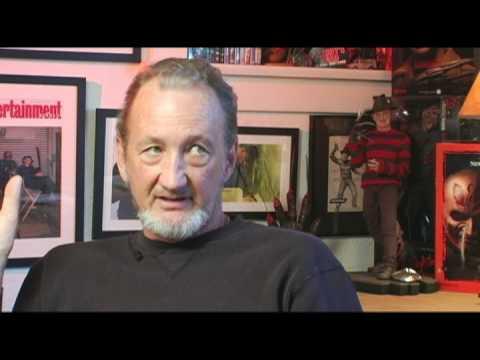 Eaten Alive - DVD Interview Clips