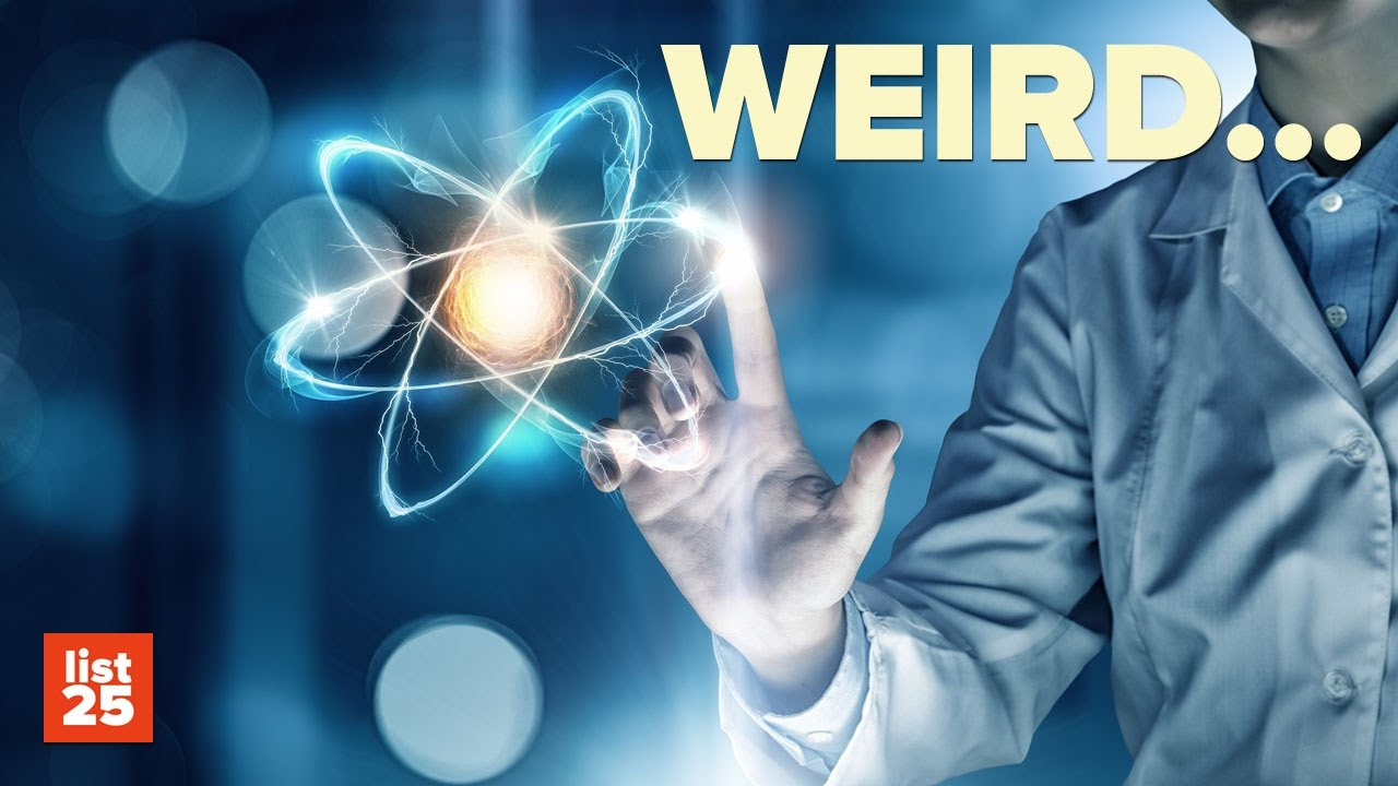 25 WEIRD Science Facts You May Not Know | Amazing Science Facts