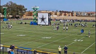 Dallas Cowboys | Training Camp Live