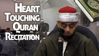 Heart touching Quran recitation  by Sheikh Ayyub Asif at Eccles Mosque Manchester