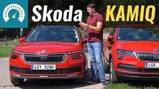 Skoda KAMIQ VS Karoq 2019