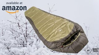 Coleman North Rim Sleeping Bag Review Amazon Best Seller