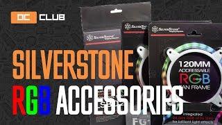 Silverstone RGB accessories