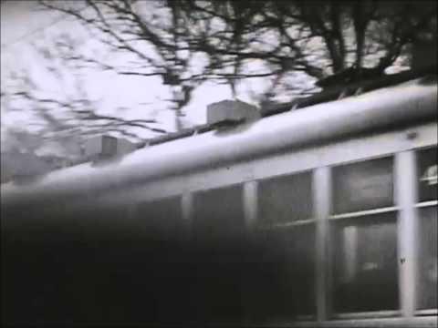 CTA Isabella station fall 1964