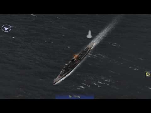 Atlantic Fleet ACHTUNG AIRCRAFT CARRIER