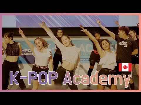 2019 K-POP Academy In Canada