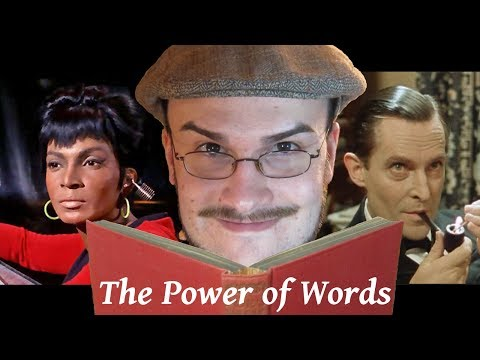 The Power of Words - Learning the Tropes of Writing