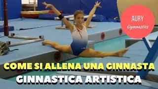 WHY DO I LOVE ARTISTIC GYMNASTICS?
