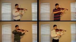 Aquí Estoy Yo - Luis Fonsi Violin Cover